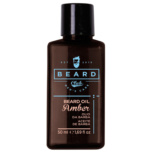 Óleo Barba Beard Club Âmbar 50 ml