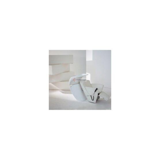 RAMPA DE LAVAGEM ABSOLUT SHIATSU MASSAGE WHITE