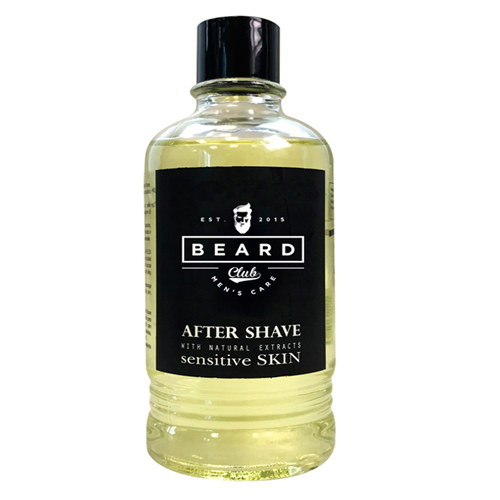 After Shave Beard Club Classic 400 ml