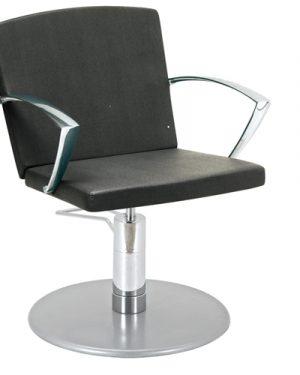 Cadeira Cabeleireiro Corte Hidraulica Alba
