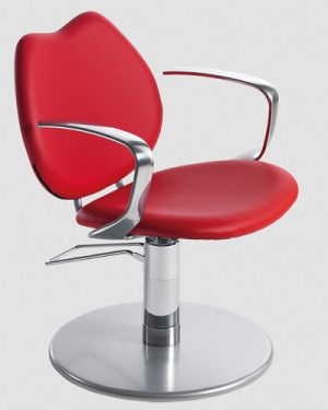 Cadeira Lalla Cabeleireiro Hidráulica P14