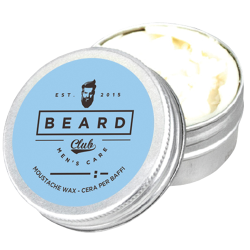 Cera Modelante Bigode e Barba Club 30ml