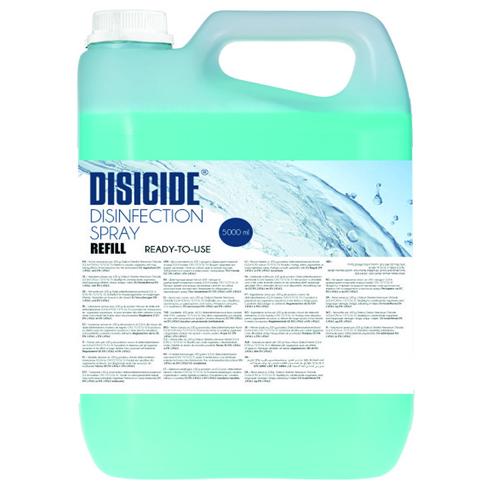 Desinfetante Superfícies Disicide 5000 ml