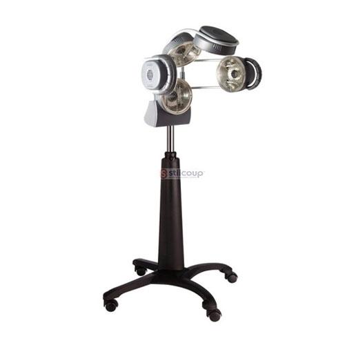 Lâmpada Tratamento Infravermelhos Cabelo Monitor