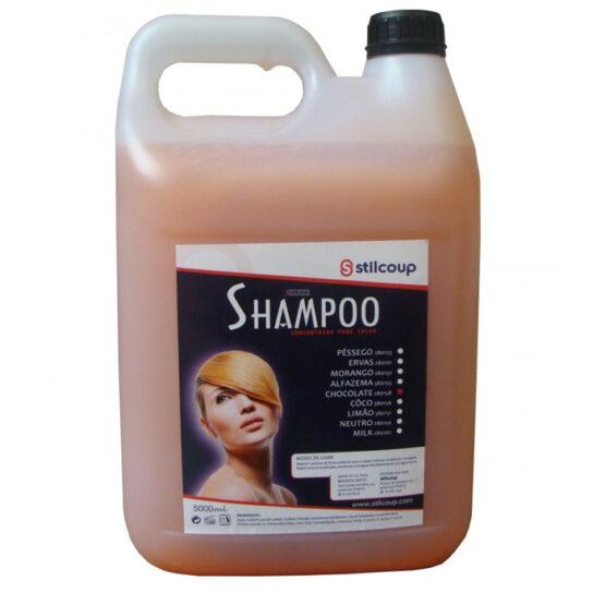 Shampoo Calha Rampa Chocolate 5000ml