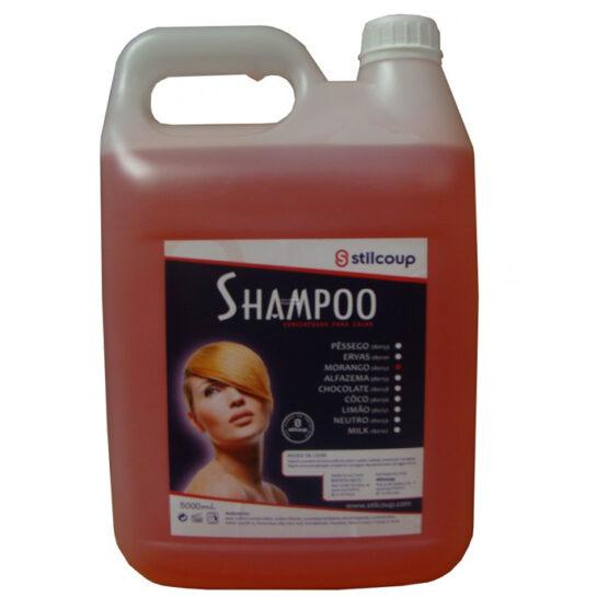 Shampoo Calha Morango 5000ml