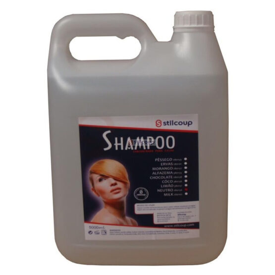 Shampoo Calha Neutro 5000ml