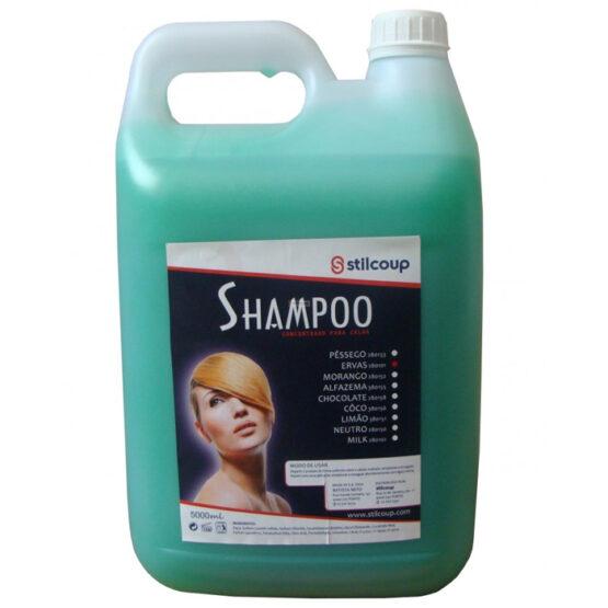 Shampoo Calha Rampa Ervas 5000ml