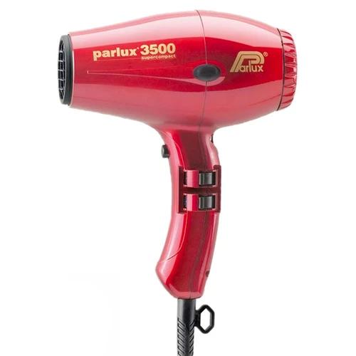 Secador Parlux 3500 Vermelho