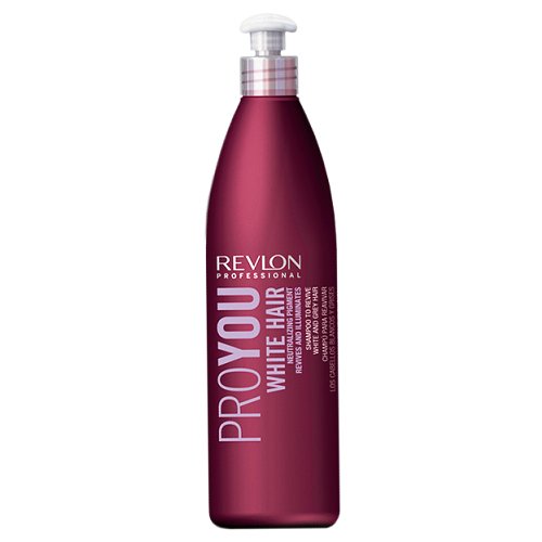 Shampo White Hair Proyou 350ml