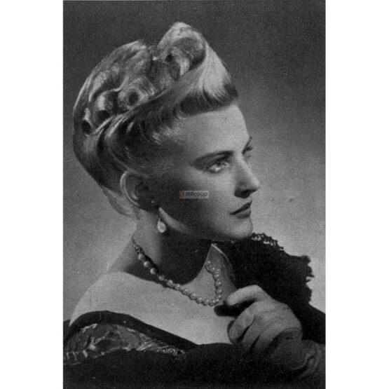 PENTEADO PARA NOITE 1947