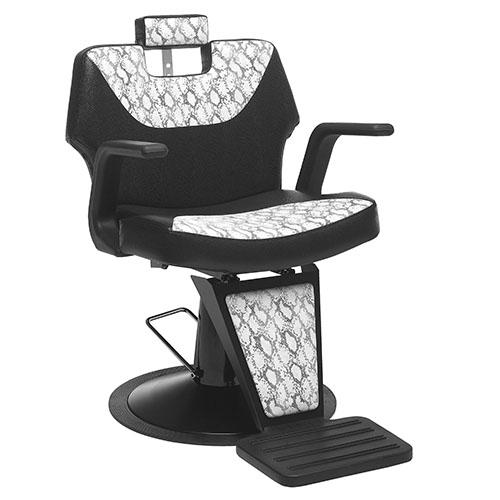 Cadeira De Barbeiro Profissional Retro