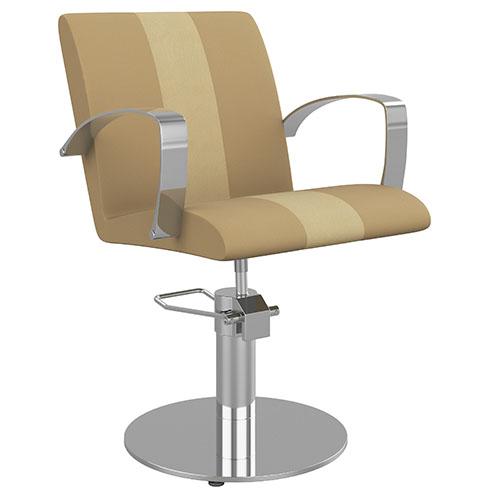 Cadeira Hidráulica Cabeleireiro Elegance