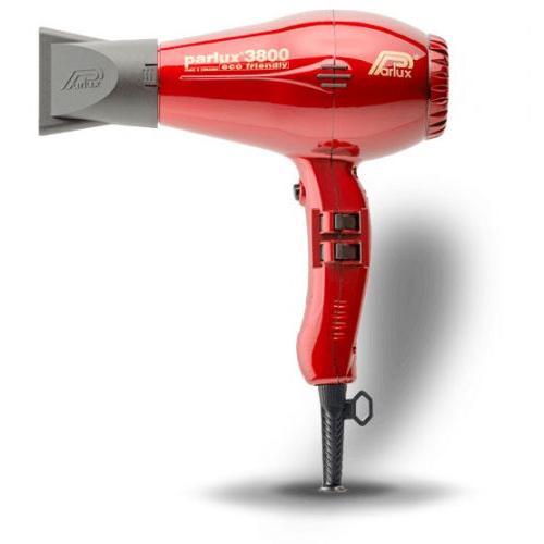 Secador Parlux 3800 Vermelho