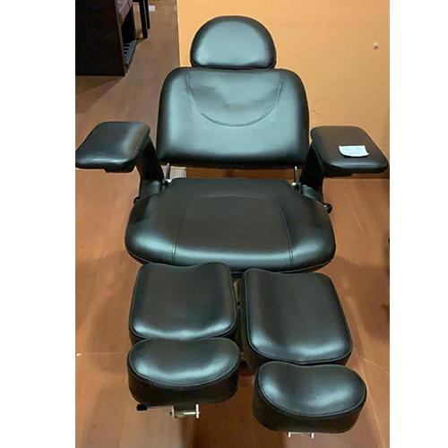 cadeira pedicure sali preta