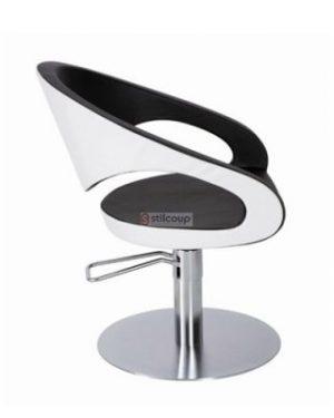 Cadeira Cabeleireiro Moebius Hidráulica
