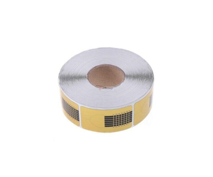 Formas para Extensão de Unhas de Gel UV 500 UNIDADES