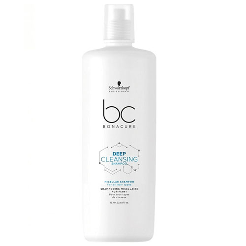 Bonacure Shampoo Scalp Therapy Deep Cleansing 1000ml