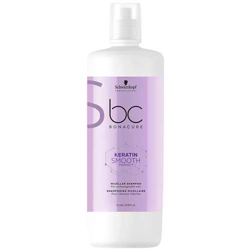 Bonacure Smooth Perfect Shampoo 1000ml