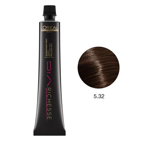 L'Oréal DiaRichesse Coloração Nº5.32 - 50ml