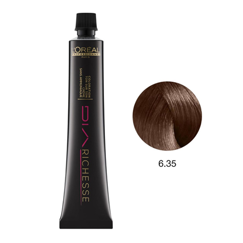 L'Oréal DiaRichesse Coloração Nº6.35 - 50ml