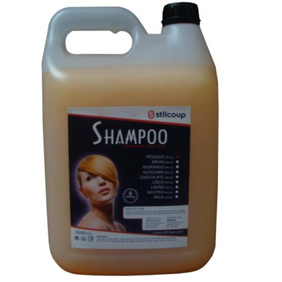 Shampoo Calha Pessego 5000ml