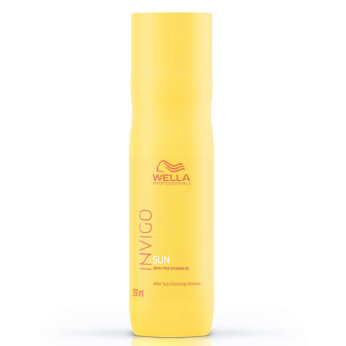 Wella Sun Shampoo