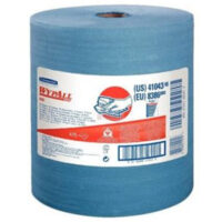 Rolo Toalhas Descartáveis L40 Azul 37x38-670