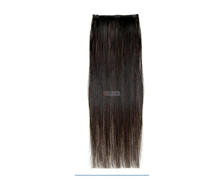 Extensões c/ CLIP cabelo NaturaL - 1B
