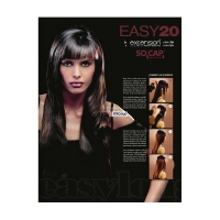 Extensões c/ CLIP cabelo NaturaL - 2