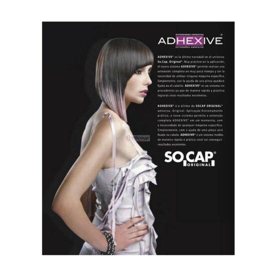 Extensões Termo-Adesivas cabelo NaturaL - 24