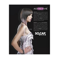 Extensões Termo-Adesivas cabelo NaturaL - 20