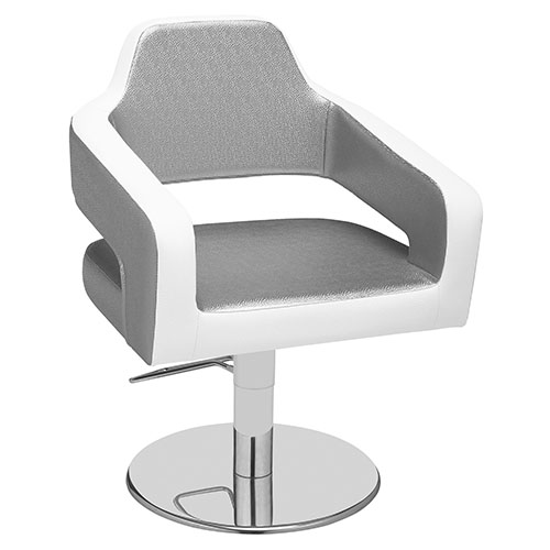 Cadeira Hidráulica Cabeleireiro Glam