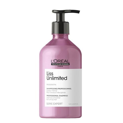 Shampoo para cabelos rebeldes