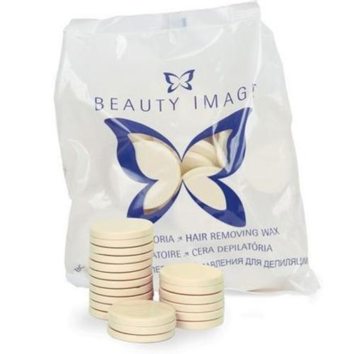 Beauty Image Cera Branca Disco 1kg