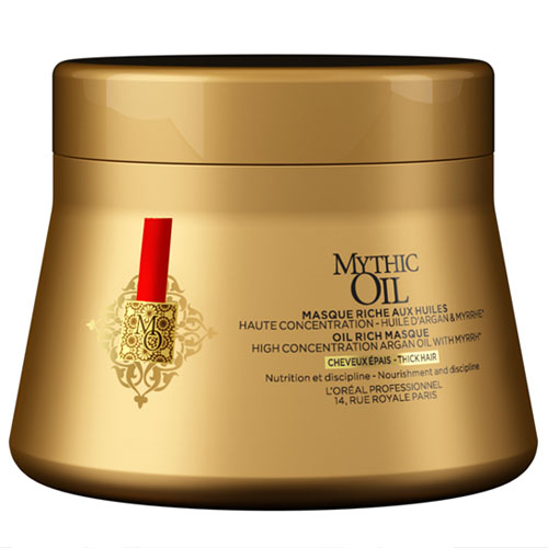 Mythic Oil Máscara Cabelos Grossos 200ml