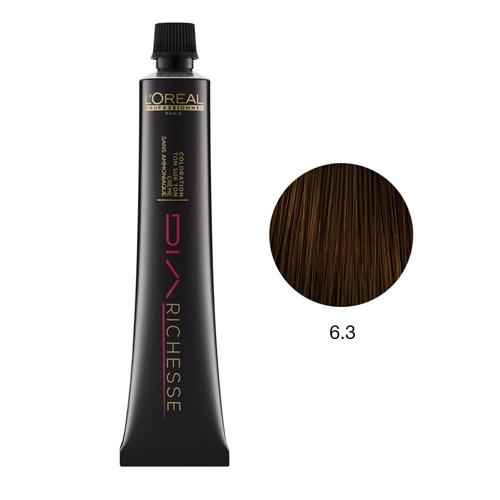 L'Oréal DiaRichesse Coloração Nº6.3 - 50ml