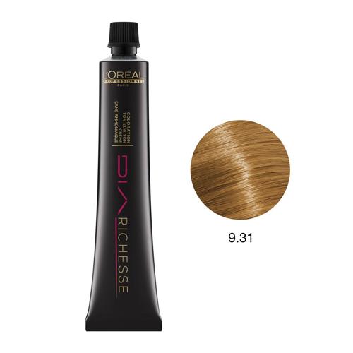 L'Oréal DiaRichesse Coloração Nº9.31 - 50ml