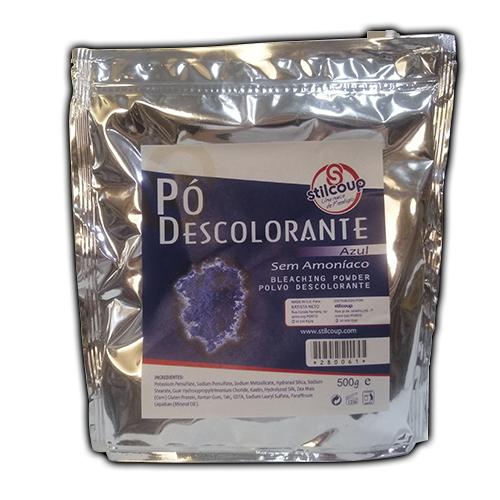 Pó Descolorante Azul S Amoníaco 500 Gramas