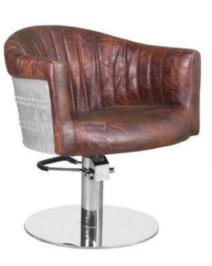 Cadeira Cabeleireiro Charme Vintage