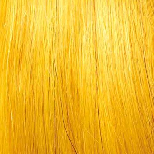 She Extensões Queratina Lisas Fantasia Amarelo - 10 unidades