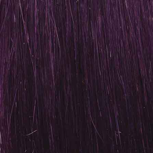 She Extensões Queratina Fantasia Violeta Escuro - 10 unidades