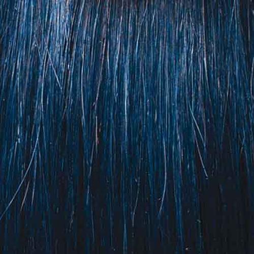 She Extensões de Queratina Lisas Cor Fantasia Azul - 10 unidades
