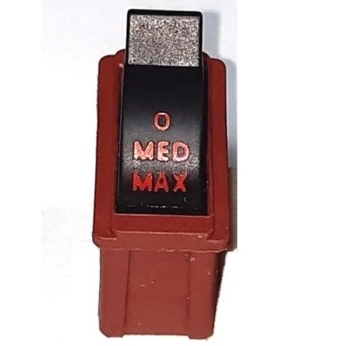 botão secador parlux temperatura
