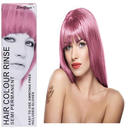 Stargazer Semi Permanente Hair Dye Baby Pink-70ml