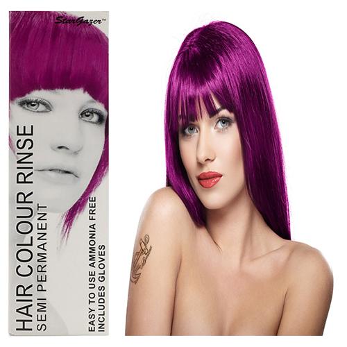 Stargazer Semi Permanente Hair Dye Magenta-70ml