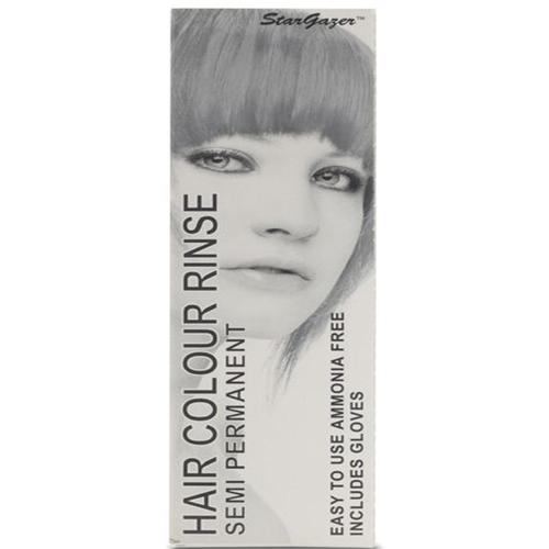Stargazer Semi Permanente Hair Dye Silver -70ml