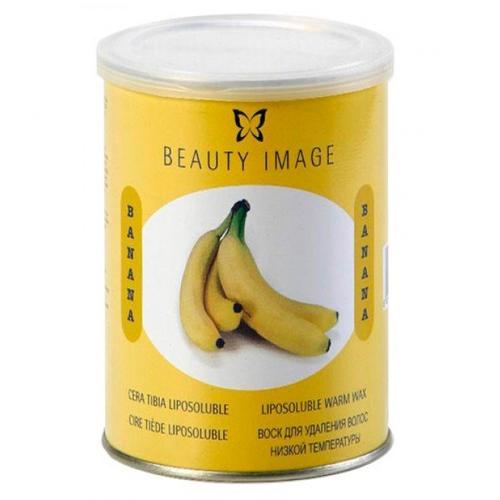 Beauty Image Cera Lata Banana 800gr