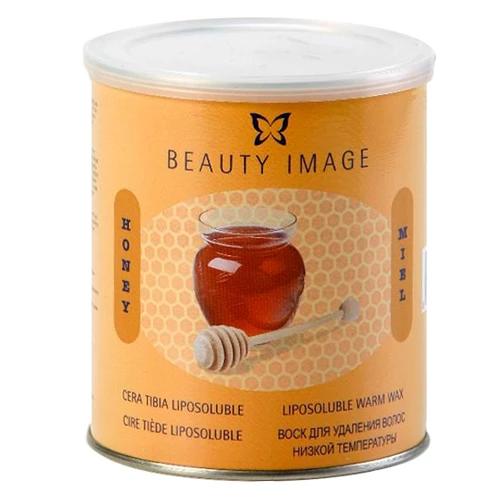 Beauty Image Cera Lata Mel 800Gramas