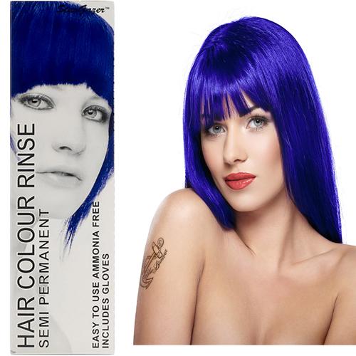 Stargazer Semi Permanente Hair Dye Ultra Blue -70ml